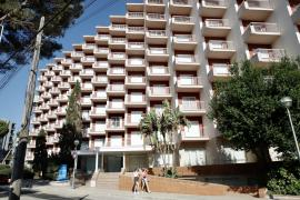 El hotel Pabisa Sofía, nuevo hotel COVID en Playa de Palma