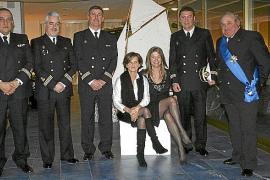 Cena de entrega de pasadores de la Real Asamblea Española de Capitanes de Yate
