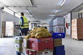 Mercadona dona 20 toneladas de productos de primera necesidad a la Fundación Banco de Alimentos de Mallorca