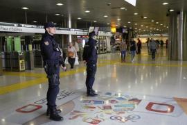 Detenido por masturbarse delante de un menor en la Estación Intermodal de Palma