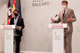 Negueruela destaca la «posición de seguridad» de Baleares para mantener el flujo turístico con Reino Unido