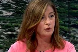 Francina Armengol: «Es un error que Cataluña no esté en la Conferencia de Presidentes»