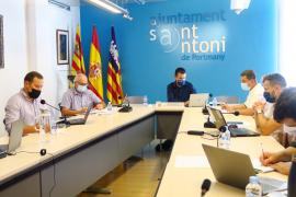 Sant Antoni aprueba la nueva ordenanza municipal de ocupación de la vía pública