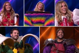 'Mask Singer' desvela a todos sus participantes en una sorprendente final