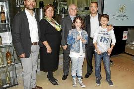 Inauguración de las nuevas instalaciones de Destilerías Antoni Nadal