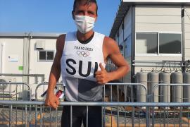 Mateo Sanz hace historia al ganar un diploma olímpico