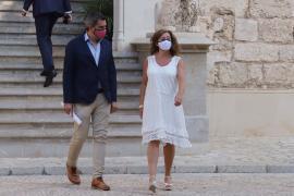 Armengol pide a Sánchez que Baleares sea «especialmente mirada» en el reparto de fondos europeos