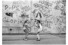 La exposición de la fotógrafa Martha Cooper dará inicio a la undécima edición del Bloop Festival en Ibiza