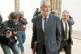 José Antonio Griñán: «Puedo decir sin bajar la mirada que mi Gobierno es honrado»