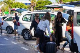 Baleares recibió 656.000 turistas en junio, el 29,6% de los llegados a España