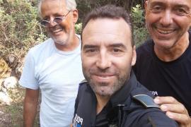 Localizado ileso un excursionista desorientado en la zona de Cala Llonga
