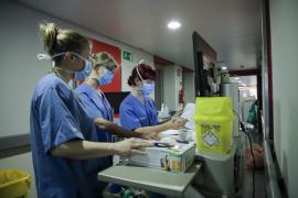 Aumenta la presión asistencial en Baleares: Más de 400 hospitalizados