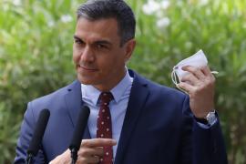 Sánchez: «El despliegue de recursos del Gobierno en Baleares ha sido inédito»