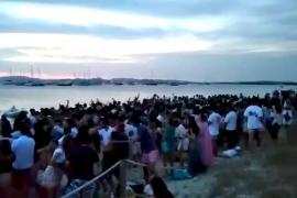 Formentera cerrará a las 18.00 horas el acceso a playas del Parque Natural para evitar botellones