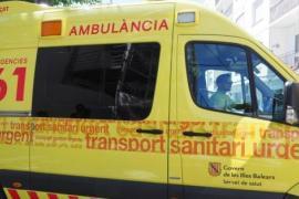 El incremento de servicios por covid desdorda a las ambulancias del 061