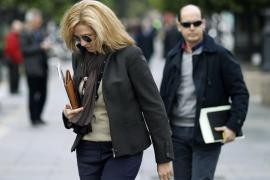 El fiscal no ve indicios criminales que relacionen a Cristina de Borbón con Nóos