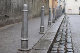 Los bolardos, un elemento fundamental de la seguridad vial