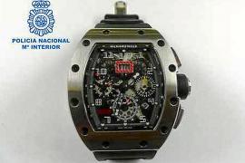 En libertad un delincuente multirreincidente con 25 arrestos, el último por robar un reloj de lujo