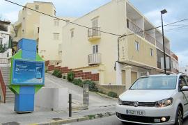 La policía identifica a 20 'okupas' del edificio Es Freus, en ses Figueretes