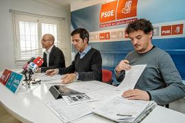 PSOE-Pacte denuncia que hay otras tres facturas por 18.000 euros no justificadas