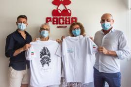 Edición limitada y exclusiva de camisetas solidarias