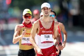 Marc Tur acaba cuarto en los Juegos Olímpicos tras soñar con las medallas