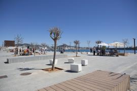 La plaza de es Martell acoge esta tarde los actos por las fiestas de Sant Salvador