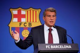 Laporta: «No estoy dispuesto a hipotecar al Barça ni por el mejor jugador de la historia»