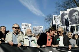 Apoyar a Garzón, dignificar a las víctimas