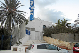 Bomba llega a Eivissa el 22 de mayo