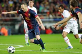 El Barcelona, en su sexta semifinal de Champions consecutiva