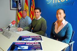 El medio fondo tiene una cita en Caló des Moro