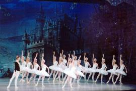 El Ballet de Moscú recupera la versión original de 'El lago de los cisnes'