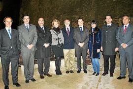 Entrega de premios del 44 Trofeo Princesa Sofía Mapfre en ses Voltes