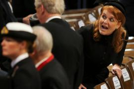 Funeral por Margaret Thatcher