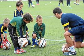 El FC Barcelona también tendrá un campus de fútbol en Eivissa