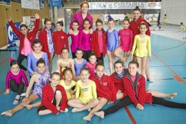 menorca ciutadella competicion concurso menorca gimnasia ritmicap