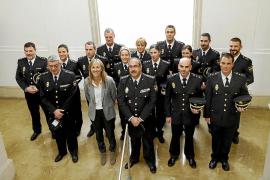 Los sindicatos policiales critican el viaje a Palma de dos inspectores para un acto institucional