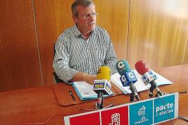 PSOE-Pacte denuncia la «inactividad y el pasotismo» del Govern en conectividad aérea