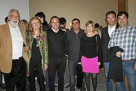 Exposición de esculturas de Llorenç Ginard en Es Baluard