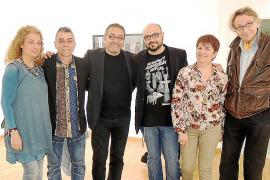 Exposición de Curro Viera en la galería Nuu