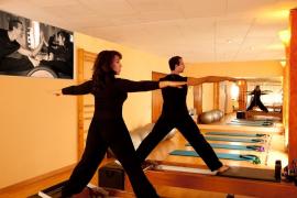 Recupera el equilibrio con el método Pilates