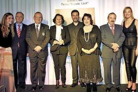 Cena solidaria organizada por el club rotario Ramon Llull a beneficio de Gaspar Hauser