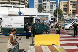 Interceptados once inmigrantes desembarcados en Formentera