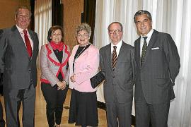 El cuerpo consular de Mallorca conmemora la firma del Tratado de Viena