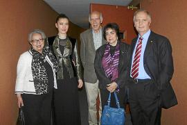 Entrega de premios del concurso de piano Rotary Club Palma Ramon Llull