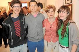 Margarita Forteza Villar en la galería Mirart de Santanyí