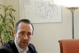 José Ramón Bauzá: «Tenemos que intentar consensuar y negociar los nuevos impuestos»