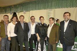 Palma celebra su Feria de Abril