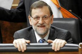 Rajoy rechaza cualquier pacto que no sea avalar su política económica